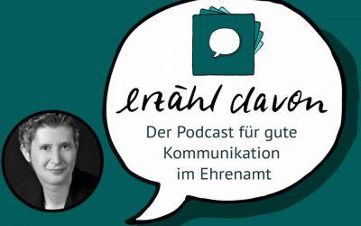Interview über Sketchnotes im Ehrenamt